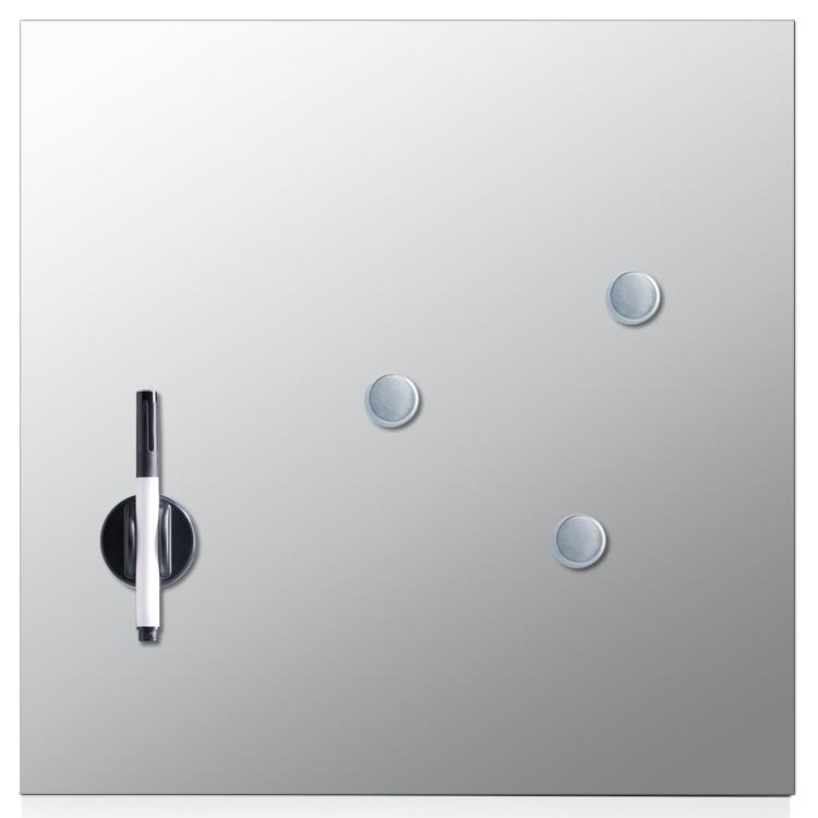 spiegel memoboard magnettafel tafel pinnwand magnetwand. Black Bedroom Furniture Sets. Home Design Ideas