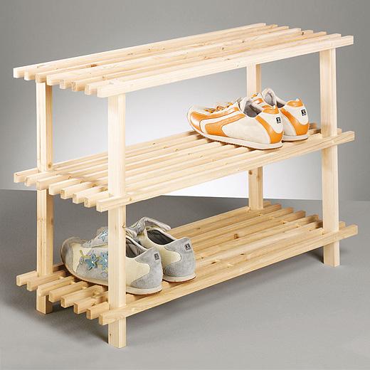 Schuhregal Schuhständer Holz Stiefelform ~ Details zu HOLZ SCHUHREGAL SCHUHSTÄNDER SCHRANK SCHUHSCHRANK REGAL