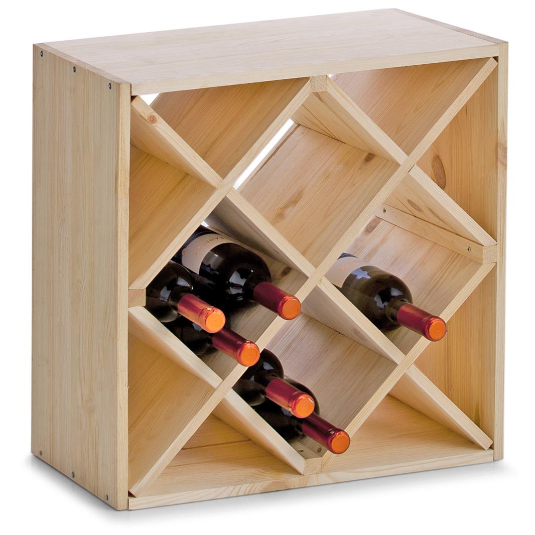 Pino botellero ruta para vino soporte botellas de - Botelleros de obra ...