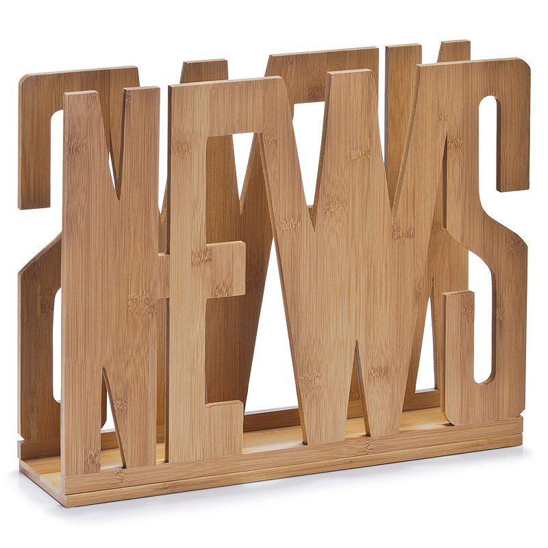 bambus zeitungsstÄnder zeitungskorb magazinhalter holz | ebay,