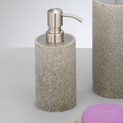 Seifenspender stein  STEIN DESIGN SEIFENSPENDER DOSIERER GARNITUR SOAP SEIFE | eBay