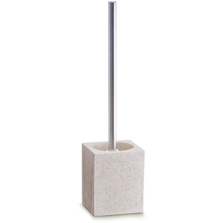 stone wc b rste toilettenb rste garnitur klob rste neu ebay. Black Bedroom Furniture Sets. Home Design Ideas