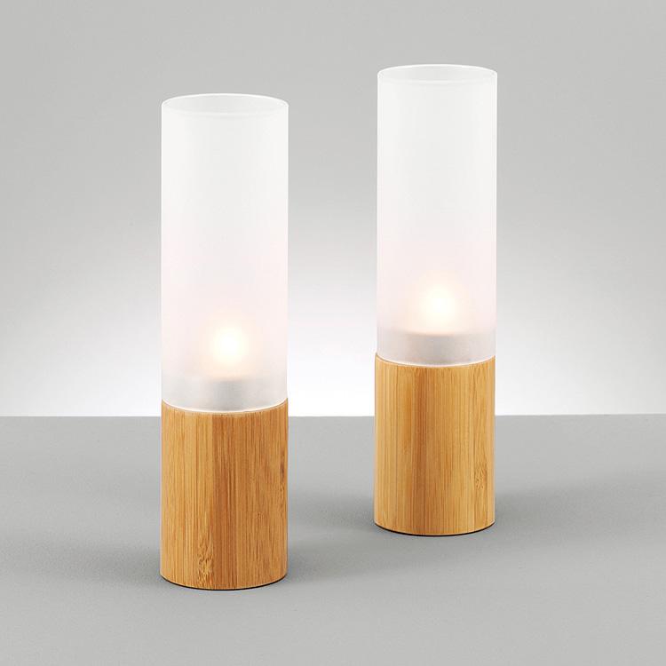 2er set led teelichter silbermetallic flackernd teelicht elektrisch kerze kerzen ebay. Black Bedroom Furniture Sets. Home Design Ideas