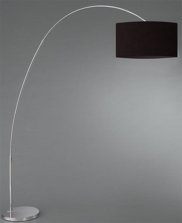 bogenlampe designklassiker. Black Bedroom Furniture Sets. Home Design Ideas