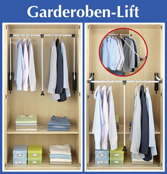 Kleiderstange Ebay: GARDEROBENLIFT KLEIDERSTANGE GARDEROBENSTANGE