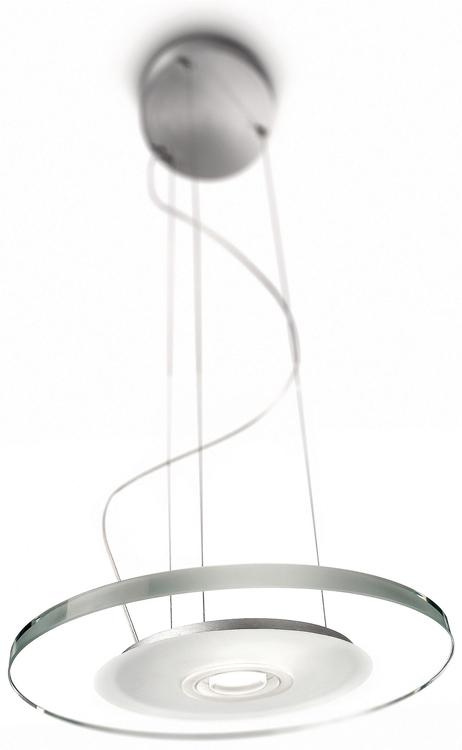 PHILIPS LED PENDELLEUCHTE LEDINO HÄNGELEUCHTE HÖHENVERSTELLBAR GLAS ...