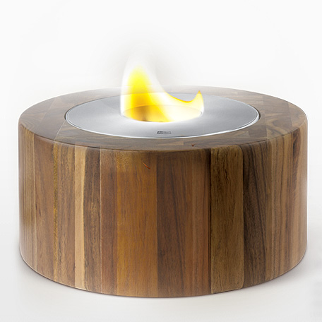 adhoc tischfeuer tischkamin feuer windlicht holz bioethanol tavolo kamingelkamin ebay. Black Bedroom Furniture Sets. Home Design Ideas