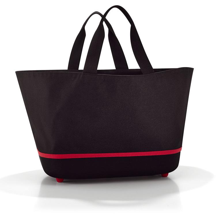 reisenthel shoppingbasket einkaufstasche einkaufskorb korb tragetasche tasche ebay. Black Bedroom Furniture Sets. Home Design Ideas