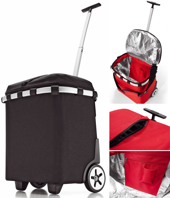 reisenthel carrycruiser shopping trolley shopping bag new. Black Bedroom Furniture Sets. Home Design Ideas
