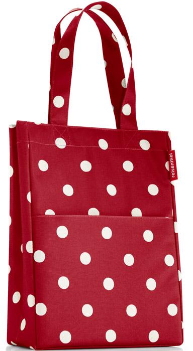 reisenthel lunchbag l iso ruby dots k hltasche isoliertasche picknicktasche rot ebay. Black Bedroom Furniture Sets. Home Design Ideas