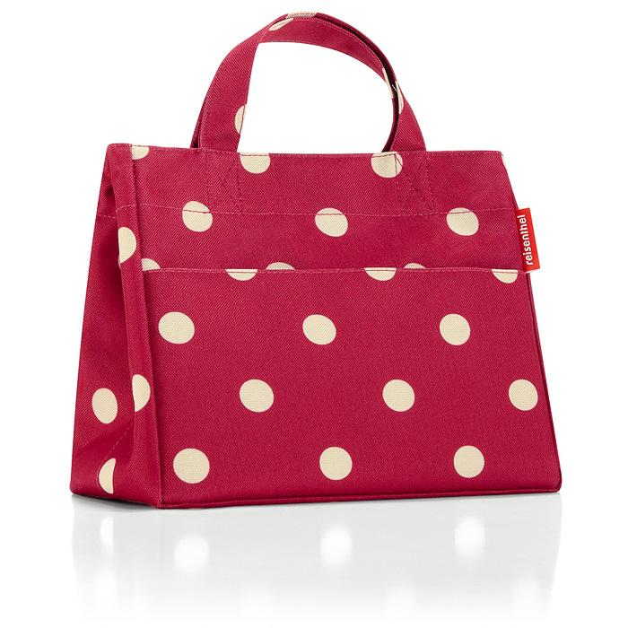 lunchbag s iso ruby dots reisenthel k hltasche. Black Bedroom Furniture Sets. Home Design Ideas