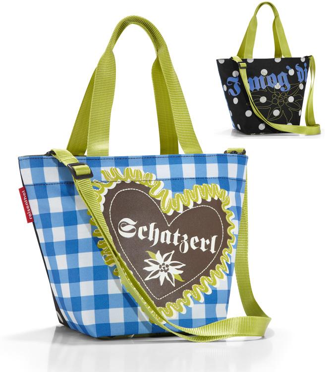 reisenthel shopper XS Kinder Tasche Tragetasche Umhängetasche Einkaufstasche