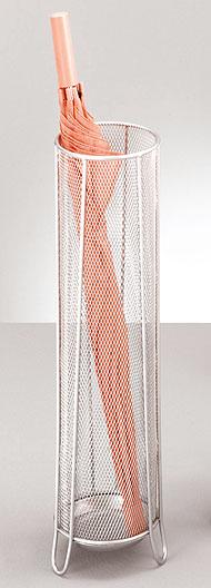 schirmst nder garderobe alu silber regenschirmst nder schirm halter st nder ebay. Black Bedroom Furniture Sets. Home Design Ideas